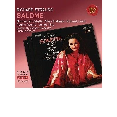 RICHARD STRAUSS : SALOME 2CD
