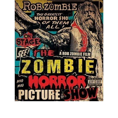 THE ZOMBIE HORROR PICTURE SHOW (BR)