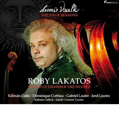 Vivaldi: The Four Seasons SACD