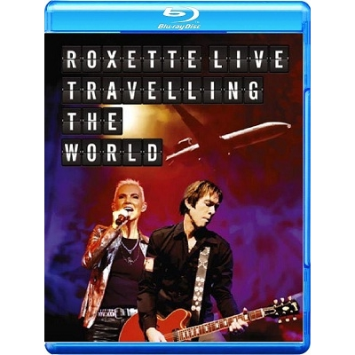Roxette Live: Travelling The World BR+CD