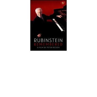 Rubinstein Remembered DVD