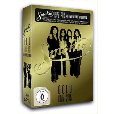 GOLD: 1975-2015 3DVD