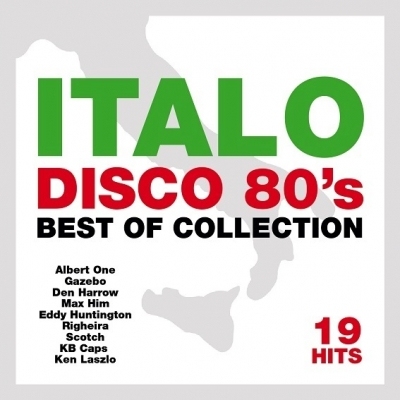 Italo Disco 80's- Best of collection