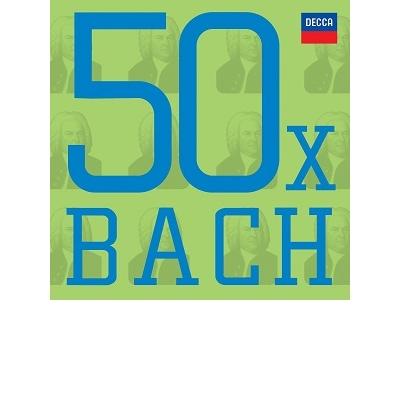 50 x Bach 3CD