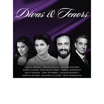 Dívák és tenorok 2CD