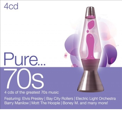 Pure... '70s (4 CD)