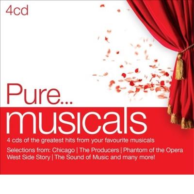 Pure... Musicals(4 CD)