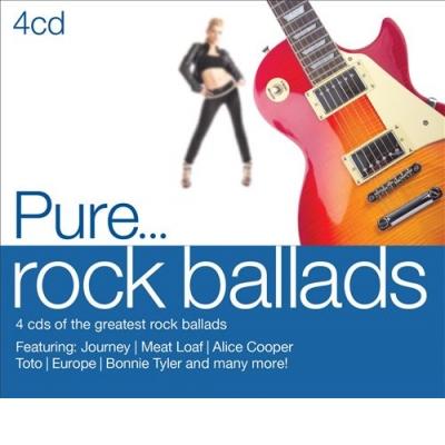 Pure... Rock Ballads (4 CD)