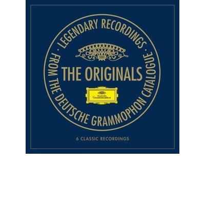 The Originals 6LP