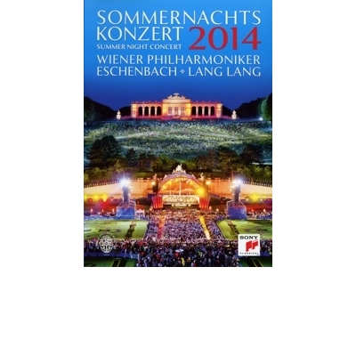 Sommernachtskonzert 2014 / Summer Night Concert 2014 DVD