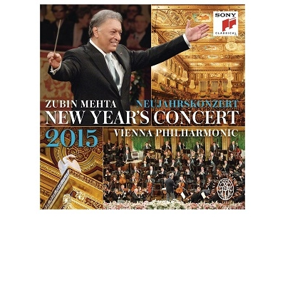 New Year's Concert 2015 (2 CD)