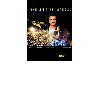 Yanni: Live At The Acropolis DVD