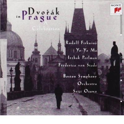 DVORAK IN PRAGUE:A CELEBRATION CD