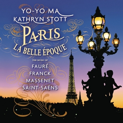 PARIS - LA BELLE ÉPOQUE CD