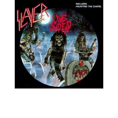 Live Undead (amerikai kiadás)