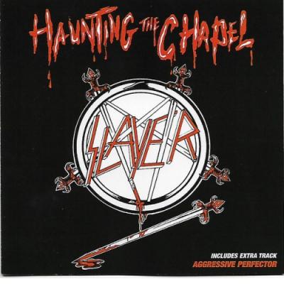 Haunting the Chapel -4track EP- (amerikai kiadás)