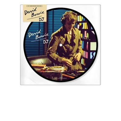 DJ-40th Anniversary Limited Edition Picture Disc(12 Inch-es maxi) LP