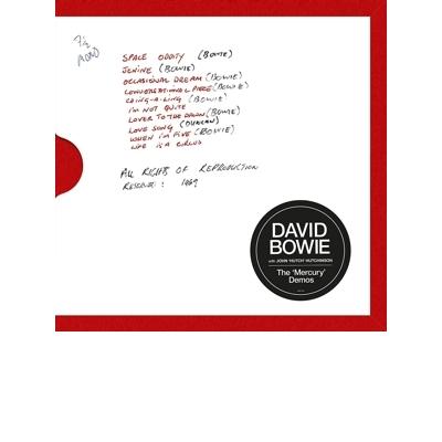 """THE MERCURY DEMOS (180 GR 12"""" PICTURE-LTD.) LP"""