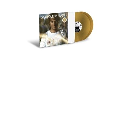"""GUETTA BLASTER (140 GR 12"""" Limited Edition Gold Vinyl 2-LP)"""