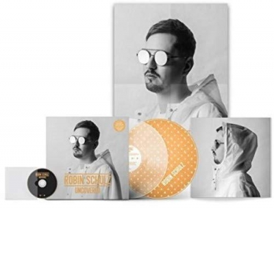 UNCOVERED (LP, Album, Deluxe Edition, Limited Edition,) 2LP+CD