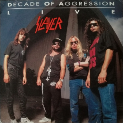 Live:Decade of Aggression 2LP