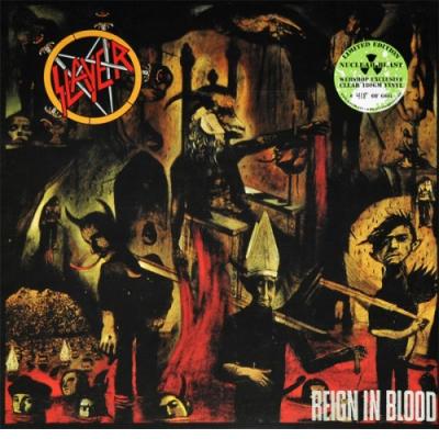 Reign In Blood (amerikai kiadás) LP