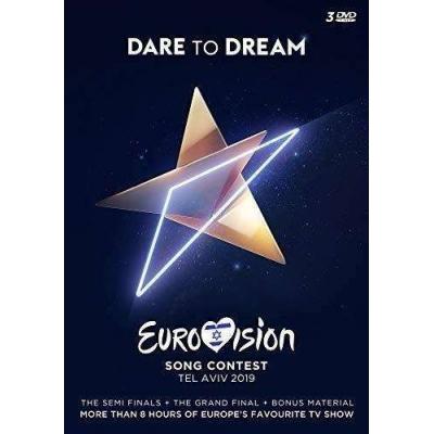 EUROVISION SONG 2019 3DVD