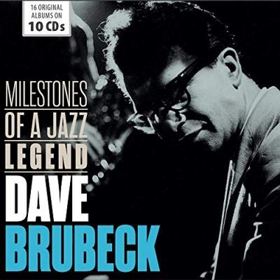 Milestones Of A Jazz Legend 10CD