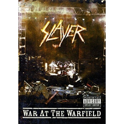 War At the Warfield (japán kiadás) DVD