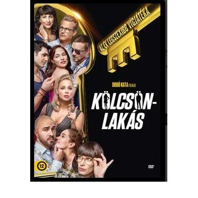 Kölcsönlakás DVD