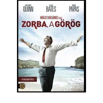 Zorba, a görög DVD