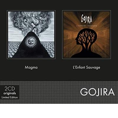MAGMA & L'ENFANT SAUVAGE (LTD.) 2CD