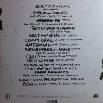 "NO 6. COLLABORATIONS (2 Ă— Vinyl,  Album 180 GR 12"")"
