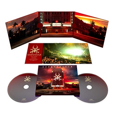 LIVE AT THE ARTISTS DEN 2CD
