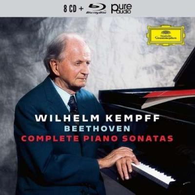 Ludwig van Beethoven: Klaviersonaten Nr.1-32 (8CD+1Blu-ray Audio)