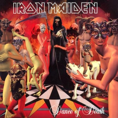 DANCE OF DEATH (2015, REMASTER DIGIBOOK)