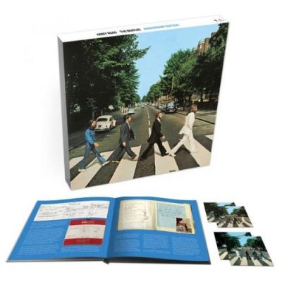 ABBEY ROAD ANNIVERSARY SUPER DELUXE EDITION (3CD+Blu-Ray Audio)