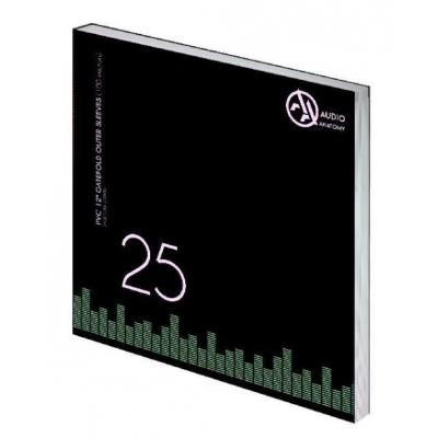 """25 db12"""" PVC KÜLSO VINYLBORÍTÓ (100 micron)"""