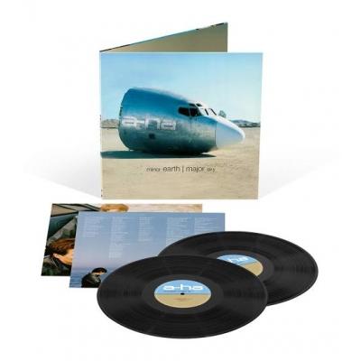 "MINOR EARTH/MAJOR SKY (DELUXE-140 GR 12"" 2 LP)"