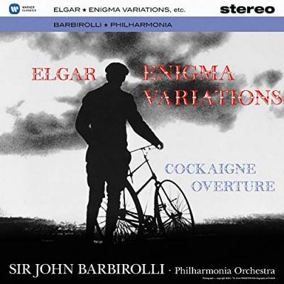 ELGAR:ENIGMA-VARÁCIÓK, COCKAIGNE-NYITÁNY (Elgar: Enigma Variations, Cockaigne Overture)