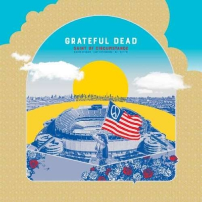 Saint Of Circumstance: Giants Stadium, East Rutherford. Nj 6/17/91 5 LP