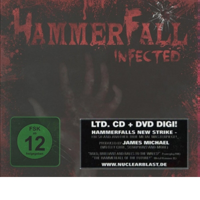 Infected CD+DVD