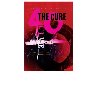 Curaetion 25th Anniversary 2DVD Edition