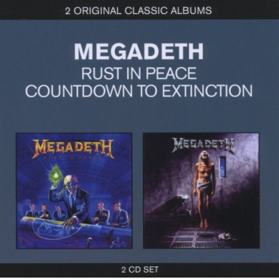 Rust In Peace - Countdown To Extinction (2CD)