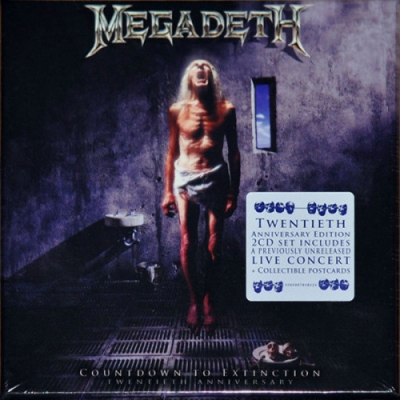 Megadeth – Countdown To Extinction (20th Anniversary Edition) (2CD)