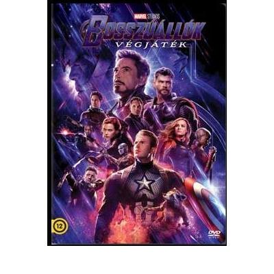 Bosszúállók: Végjáték DVD