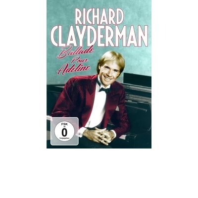Ballade Pour Adeline: His Greatest Hits DVD