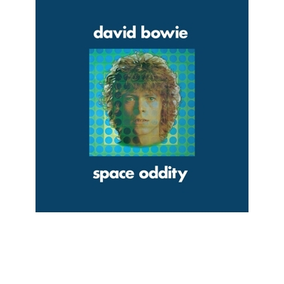 "SPACE ODDITY (2019 MIX) 180 GR 12"" GOLD-LTD. LP"