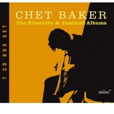 Riverside & Jazzland Albums 7CD