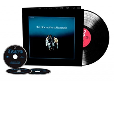 THE SOFT PARADE (50th Anniversary Deluxe Edition 3 CD/LP-LTD.)